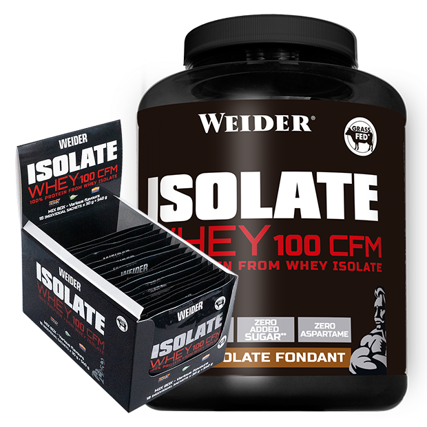 Isolate Whey 100 CFM
