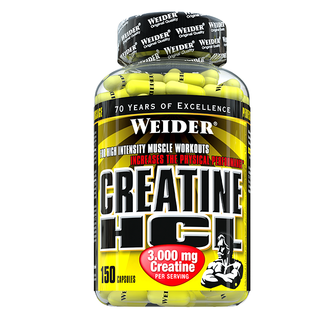 Weider Germany CREATINE HCL