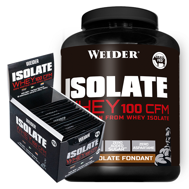 Weider Germany ISOLATE Whey 100 CFM