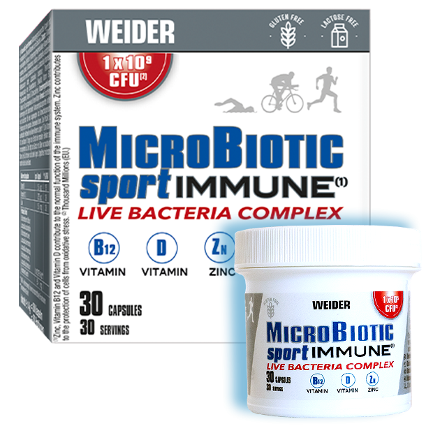 Weider Germany MICROBIOTIC SPORT