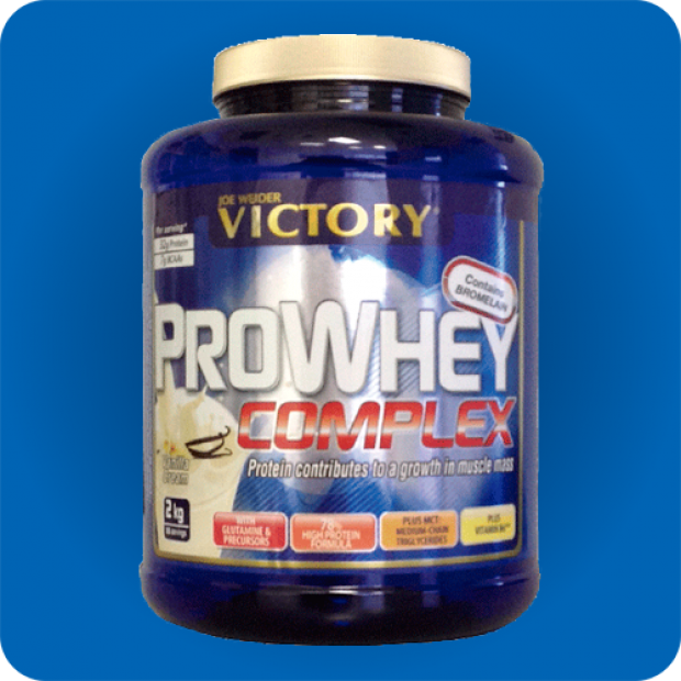 Weider Germany Pro Whey Complex